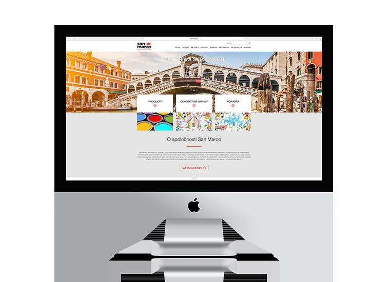 San Marco web
