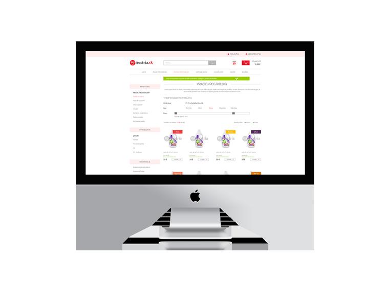 web design eshop